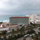 Zona hotelera en un día nublado. Noviembre/2013
