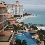 Zona hotelera de Punta Canc�n. Noviembre/2013