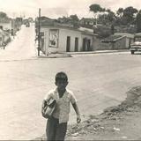 Avenida 20 de Noviembre esquina con la calle Poeta Jes�s D�az a mediados de los 60's