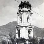 Plaza hacia 1920