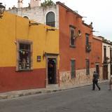 Centro Hist�rico de San Miguel de Allende. Abril/2014
