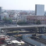 Cruce de la Calzada de Tlalpan y el eje 7 sur Emiliano Zapata. Abril/2014