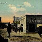 Calle del Comercio y Segunda de Ugarte