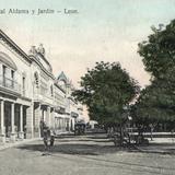 Portal Aldama y Jard�n