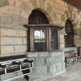 Antigüa estación del tren de Querétaro. Abril/2014