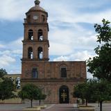 Templo, Presidencia y Jard�n
