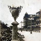 Estacion de Trenes 1910