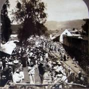 Peregrinage   Hacia  1900