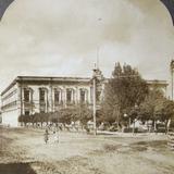 Calle Aldama Hacia 1900