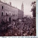 Fiesta de Carros alegoricos Hacia 1900