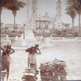 La Plaza  Hacia  1900