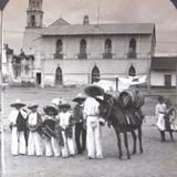 Cargadores de Agua Hacia 1909
