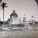 Templo de la Cruz Hacia 1909