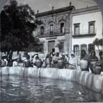 Llenando los Cantaros hacia 1909