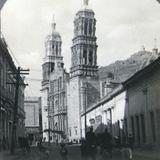 Panorama  hacia 1909