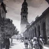 Cargador hacia 1909