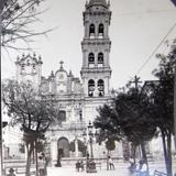 Catedral hacia 1909