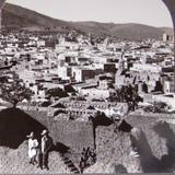 Bello Panorama Hacia 1900