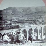 Trabajadores Mineros Hacia 1900