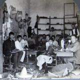 Zapateria  Hacia 1900
