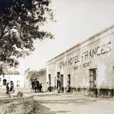 Gran Hotel Frances antes de San Diego Hacia 1900