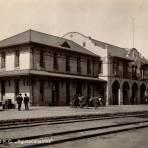 Estacion del Ferrocarril Hacia 1940