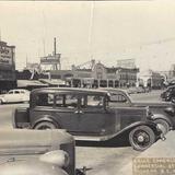 Calle Comercial  Hacia 1950