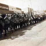 Las Tropas en Tiempos Revolucionarios  Hacia 1914
