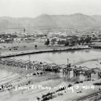Puente Internacional desde El Paso Hacia 1914