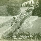 Inundacion de 1927 Hacia 1927