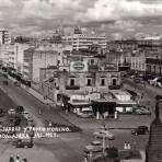 Ave Juarezn y Pedro Moreno Hacia 1945