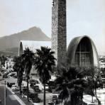 Templo de la Purisima Hacia 1945
