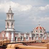 Templo de San Jer�nimo siglo XVII. Mayo/2014 - Puebla, Puebla