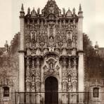 Entrada al Sagrario (circa 1920)