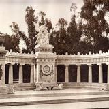 Hemiciclo a Benito Ju�rez (circa 1920)