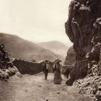 Camino a Pachuca (circa 1920)