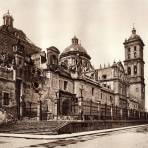 Catedral de Puebla (circa 1920)
