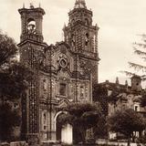 Iglesia de San Francisco Acatepec (circa 1920)