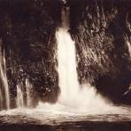 Saltos de agua de Tzar�racua (circa 1920)