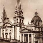 Catedral de Guadalajara (circa 1920)