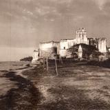 Convento de San Francisco de Campeche (circa 1920)