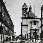 Portal Medellin  Hacia 1945