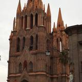 Catedral de San Miguel de estilo gótico. Abril/2014