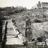 La Ermita Hacia 1945 - Tekax, Yucat�n