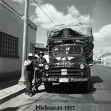 Camioneta hacia 1957