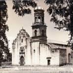 Templo de La Soledad Hacia 1945
