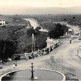 Puente por HUGO BREHME Hacia 1930