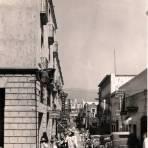 Calle Guerrero Hacia 1945