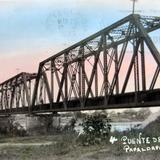 Puente del Hule hacia 1945