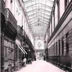 Pasaje del Ayuntamiento Hacia 1945